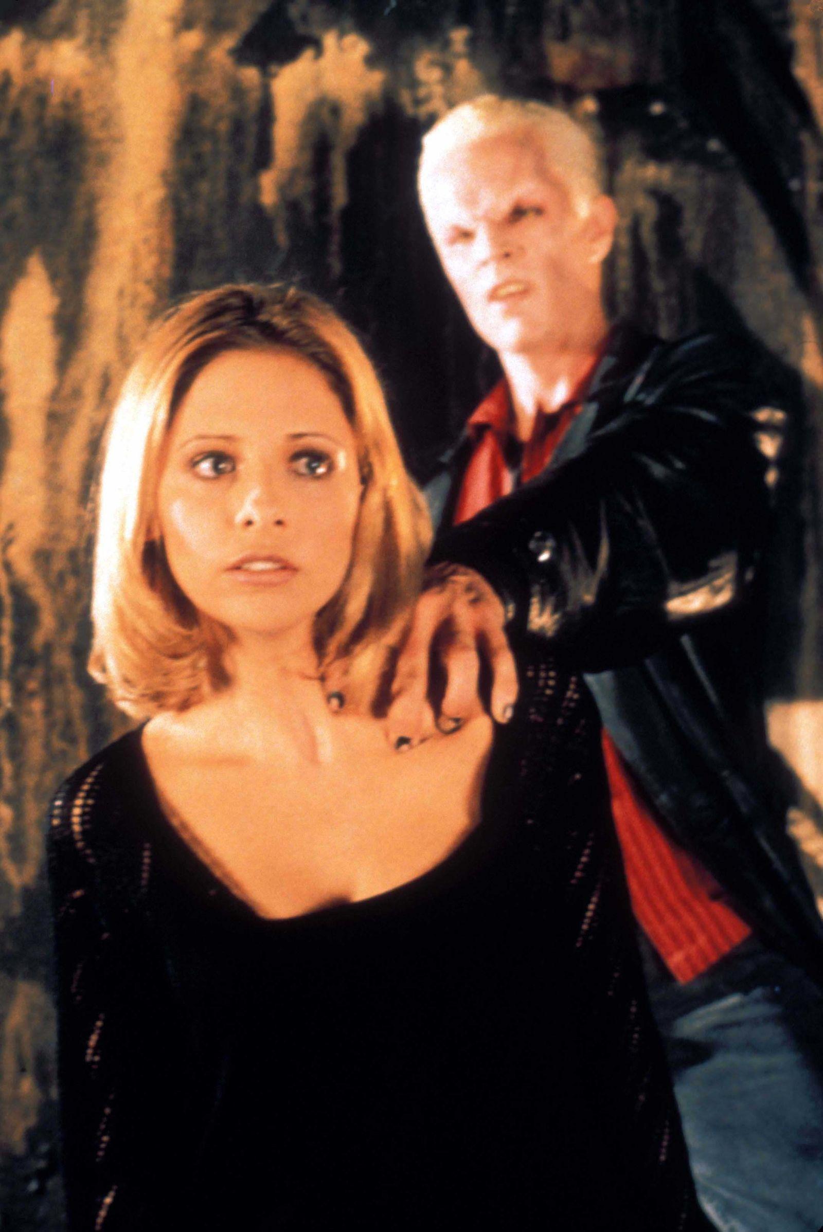 EINMALIGE VERWENDUNG TV/ Einsame Helden/ Buffy the Vampire Slayer