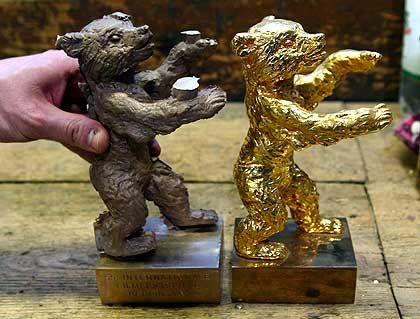 Begehrte Trophäen: Die Berlinale-Bären