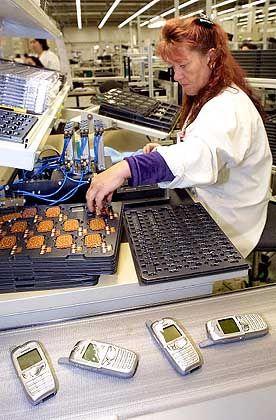 """Siemens-Handy-Werk (in Kamp-Lintfort): """"Grundlegende Weichenstellungen sind nötig"""""""
