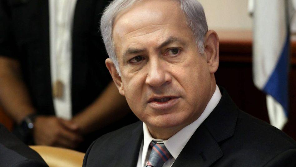 Israels Premier Netanjahu: Klage wegen übler Nachrede eingereicht