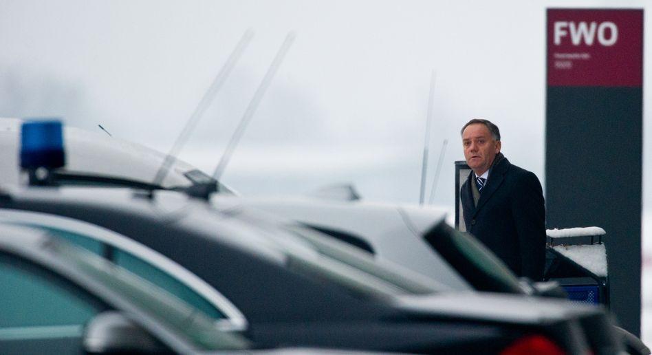 Flughafenchef Schwarz: Der BER-Chef verliert seinen Job