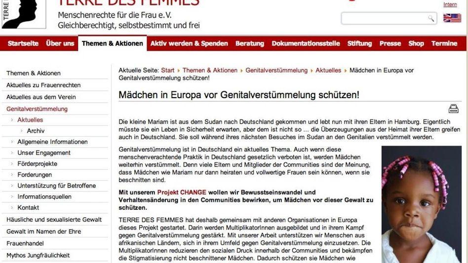 Terre-des-Femmes-Website