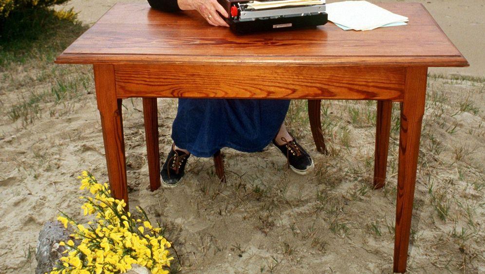 """Rosamunde Pilcher: """"Lesen soll wie ein Urlaub sein"""""""