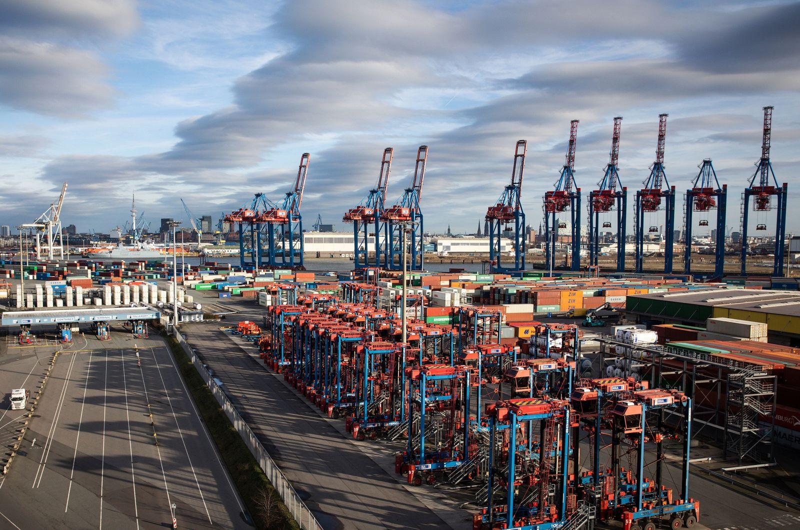 Auslandsgeschäft deutscher Unternehmen bricht ein