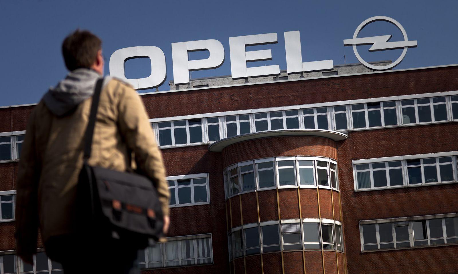 NICHT VERWENDEN Opel