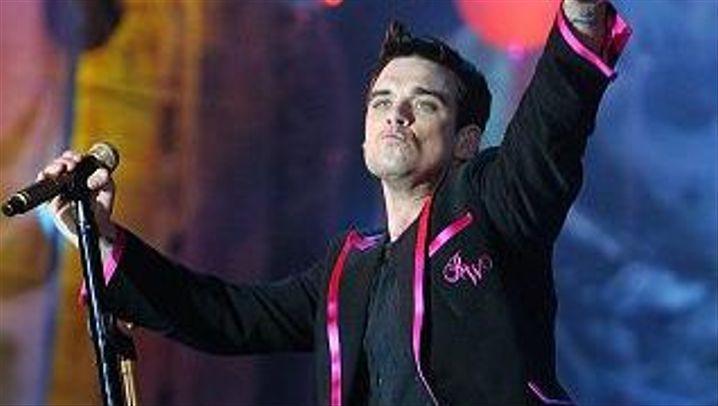 Robbie Williams: Ungewohnt brav