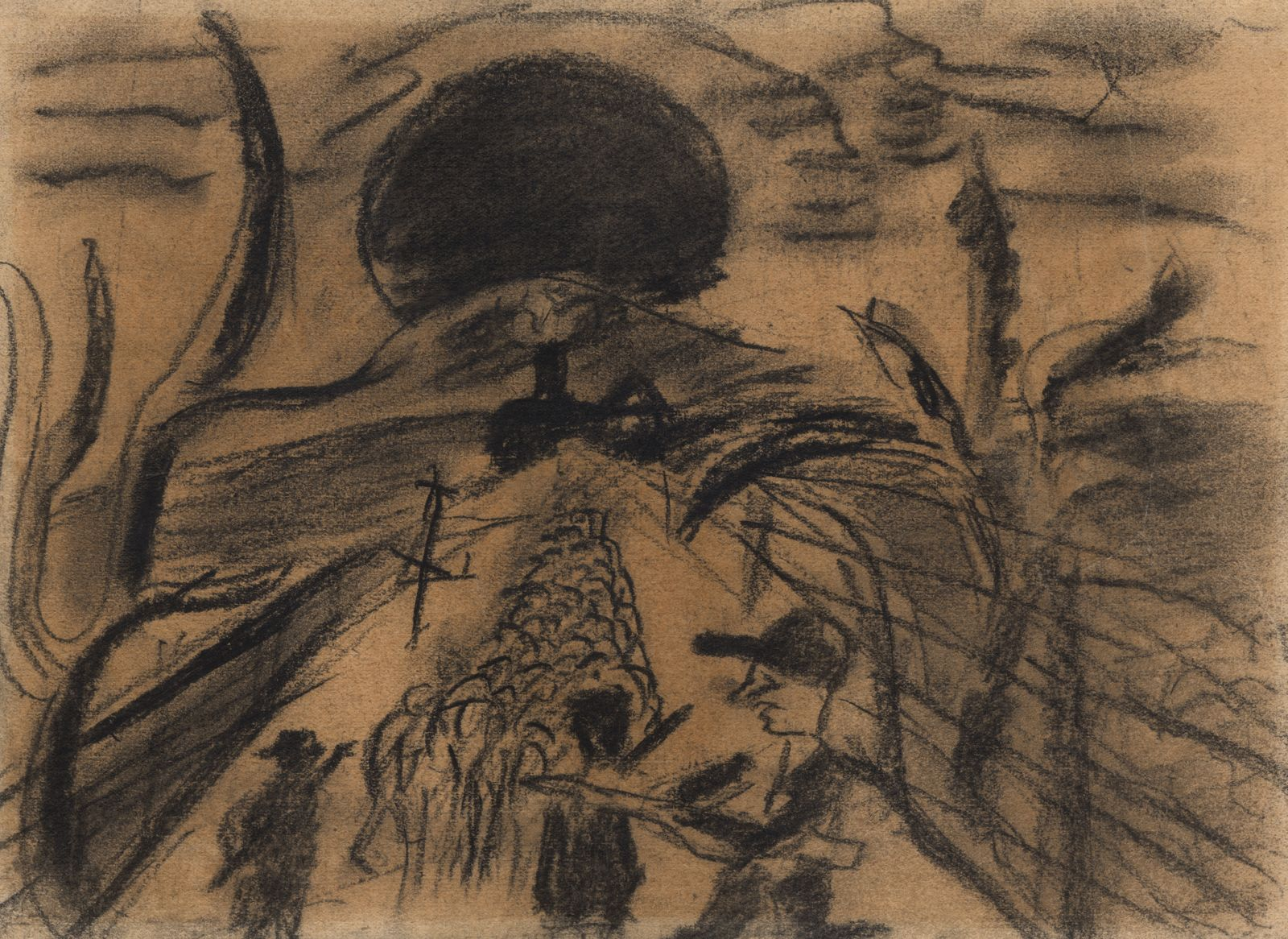 Yehuda Bacon - Recollections from Auschwitz ? The Transport Arrives, 1945