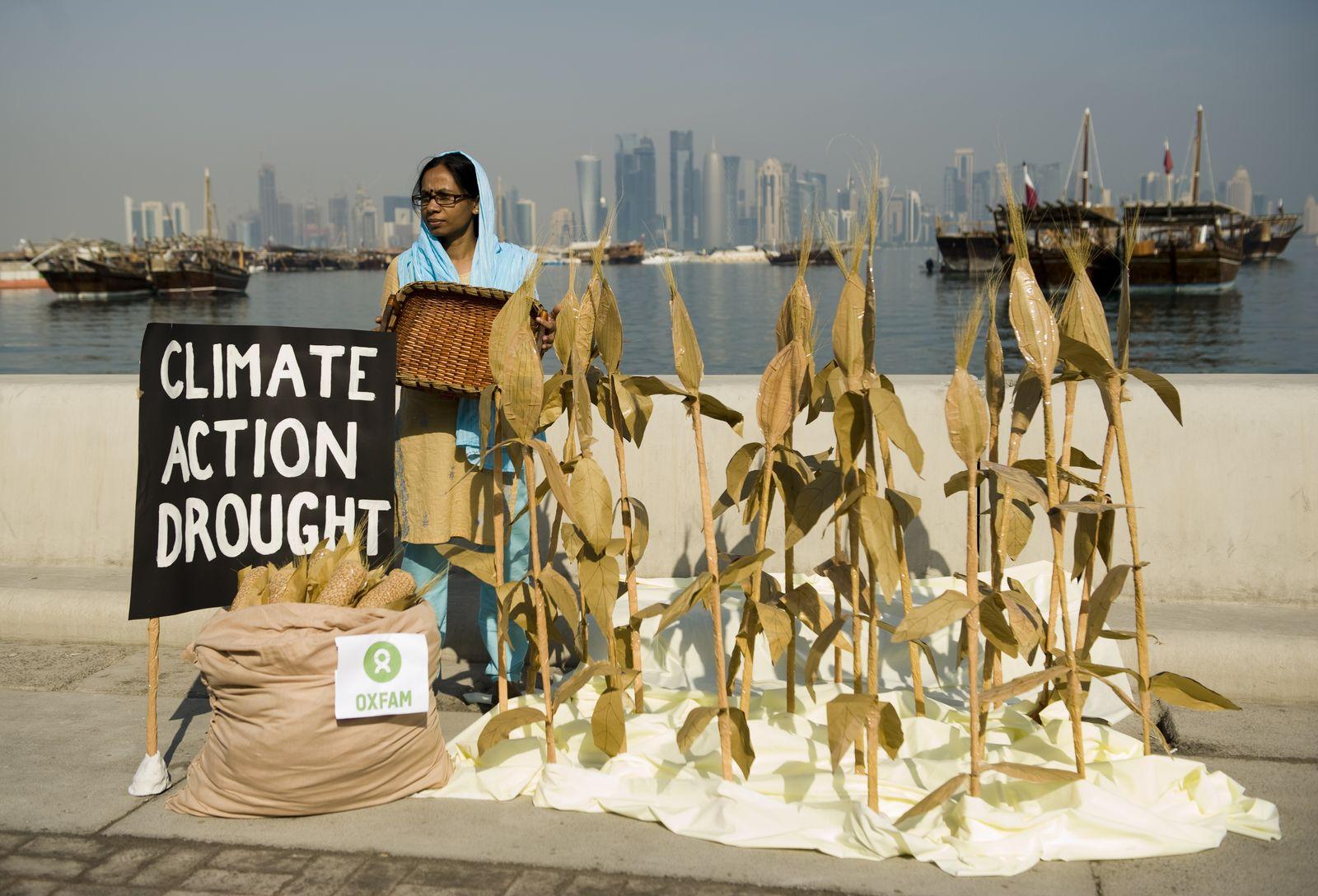 NICHT VERWENDEN Doha/ Klimakonferenz