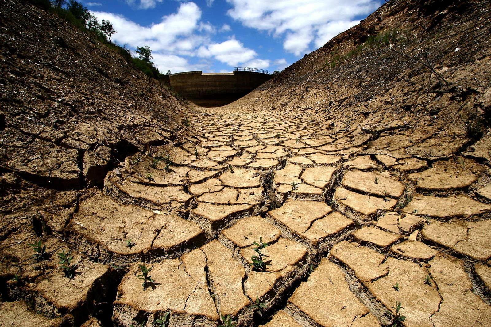 PORTUGAL-DROUGHT-DAM