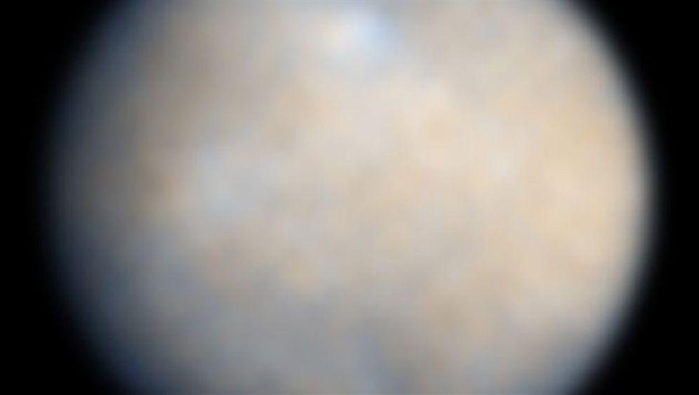 Ceres: Neue Bilder des Zwergplaneten