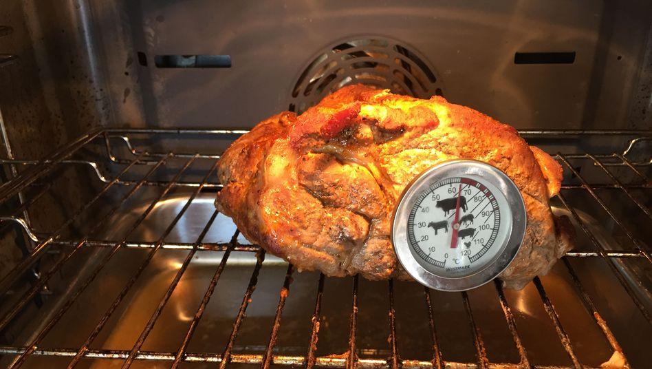 Pulled Pork im Ofen