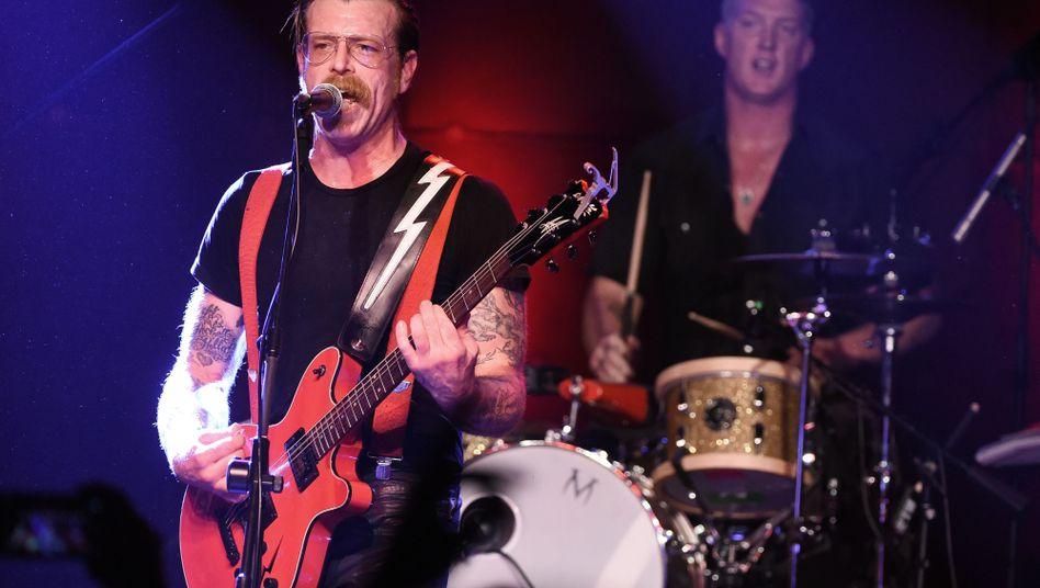 Konzert mit U2: Eagles of Death Metal sind zurückin Paris