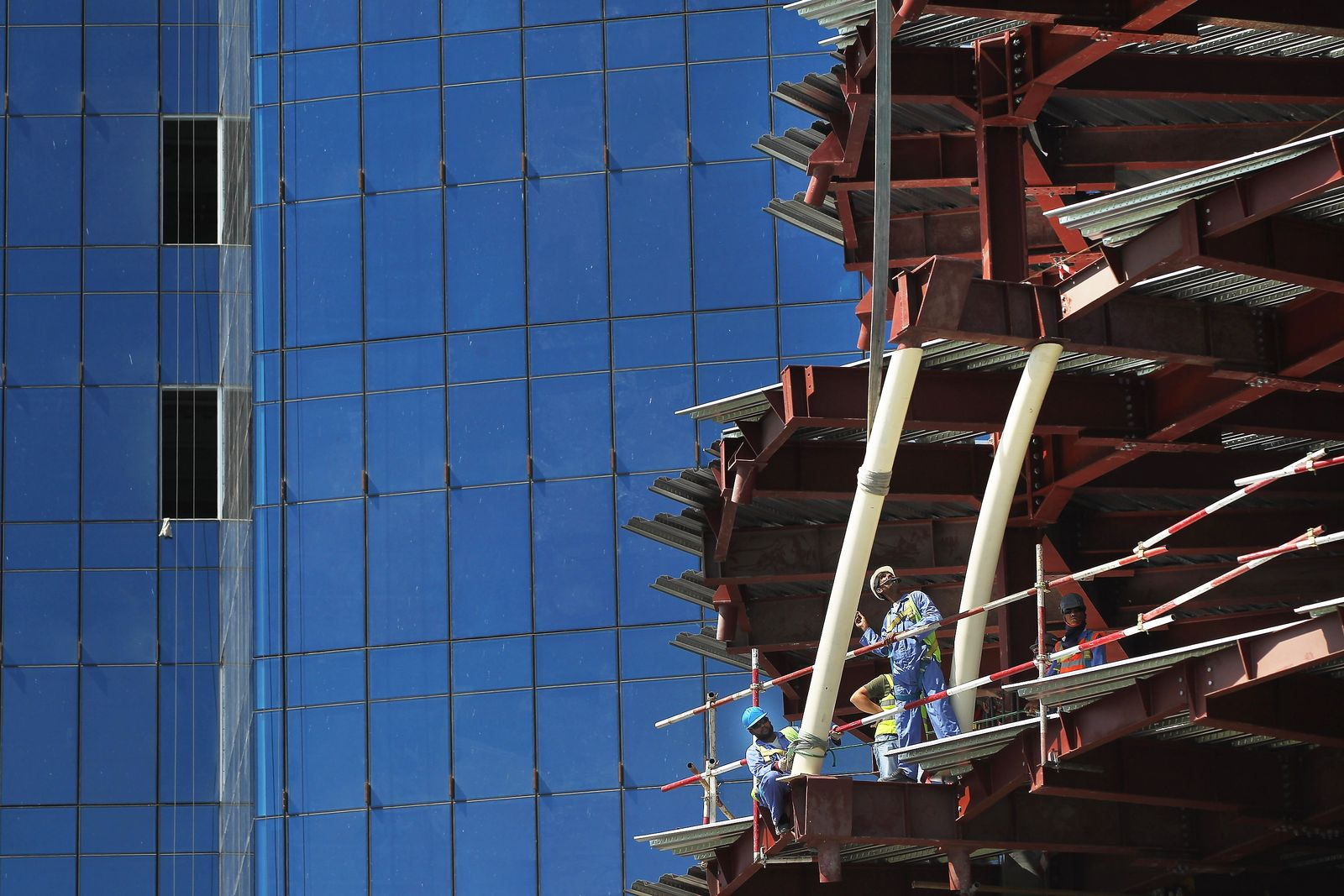 Katar WM-Arbeiter 2022