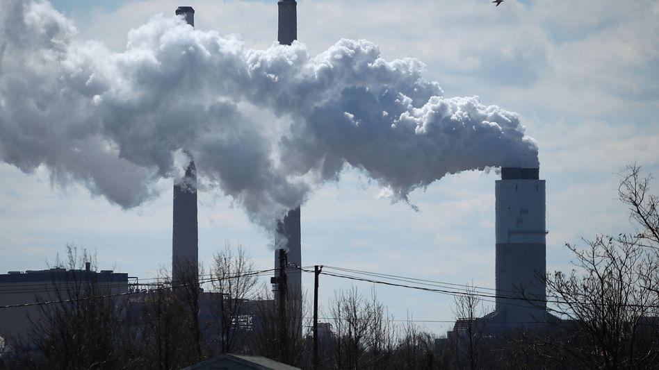 US-Kohlekraftwerk: Die Länder, die für ein Viertel der globalen CO2-Emissionen verantwortlich sind, tun zu wenig