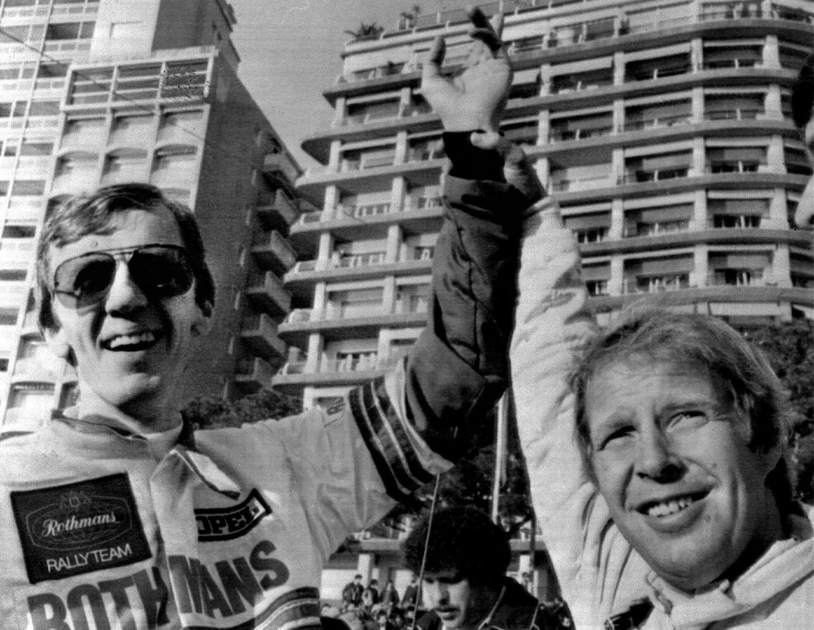 Rallye Monte Carlo 1982