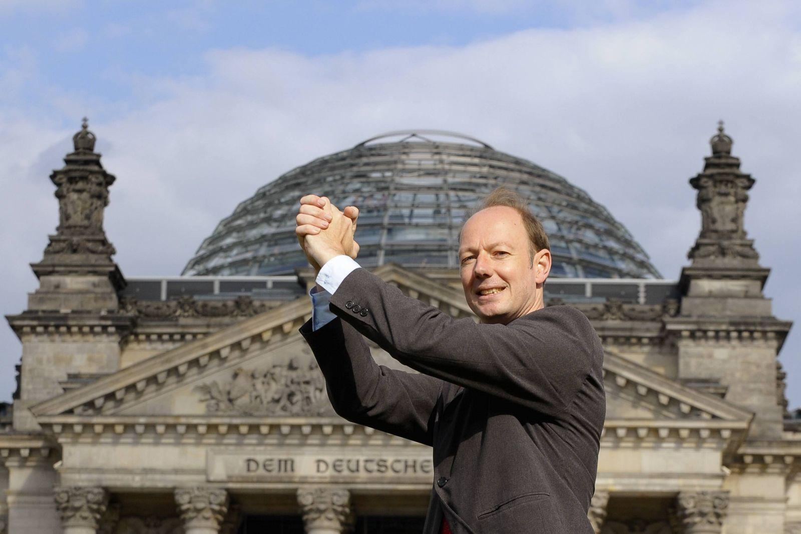 NICHT VERWENDEN Martin Sonneborn / Die Partei