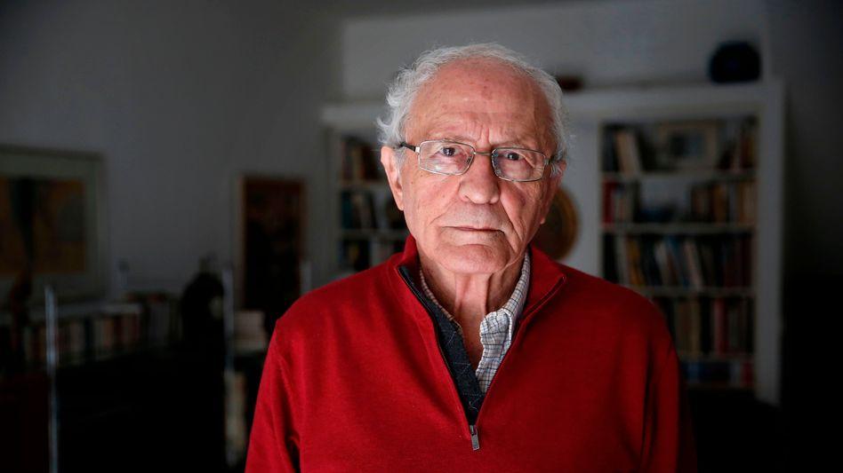 """Zeev Sternhell im Jahr 2015: """"Der Faschismus ist ein Teil der europäischen Kultur."""""""
