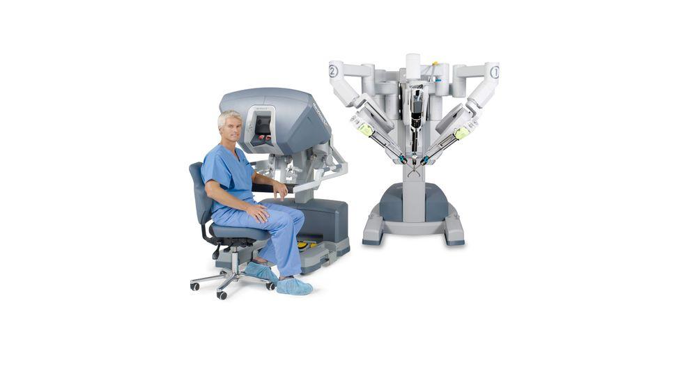 Operationen: Roboter nutzen wenig und kosten viel