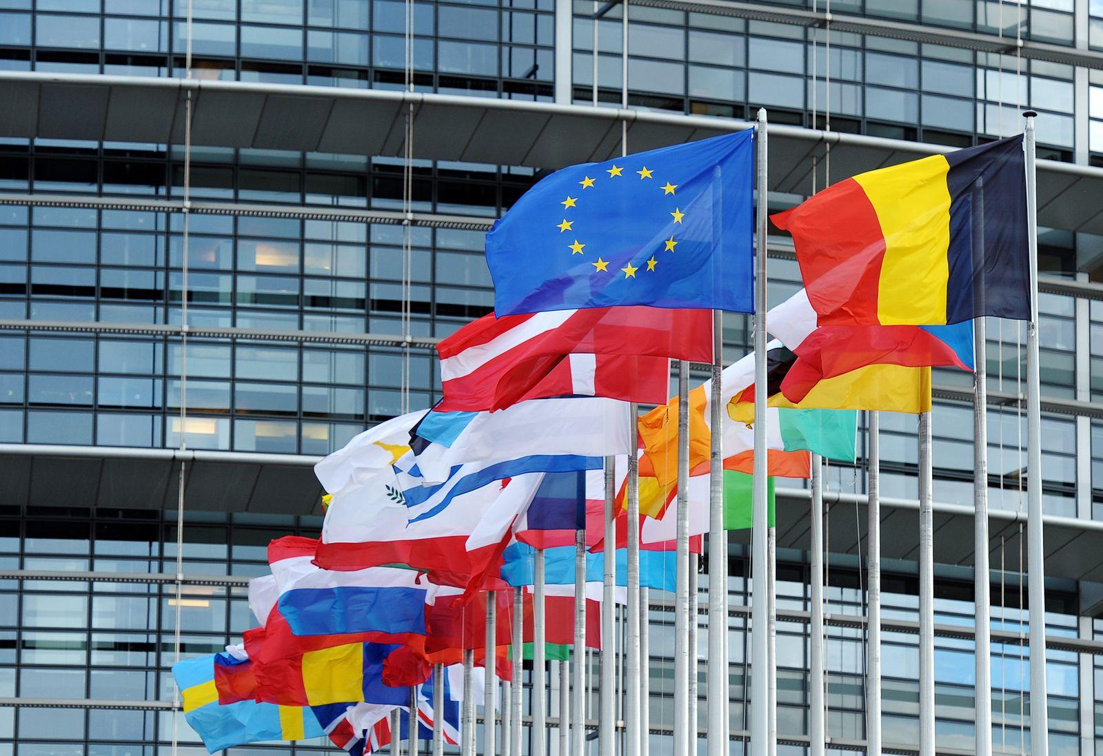 europa fahnen