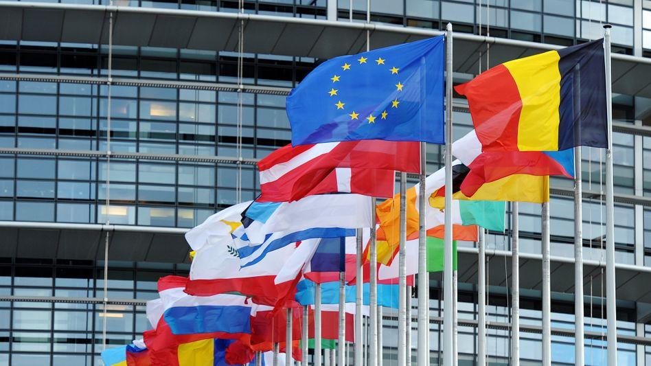 EU-Parlament in Brüssel: Angriff auf Internetkonzerne