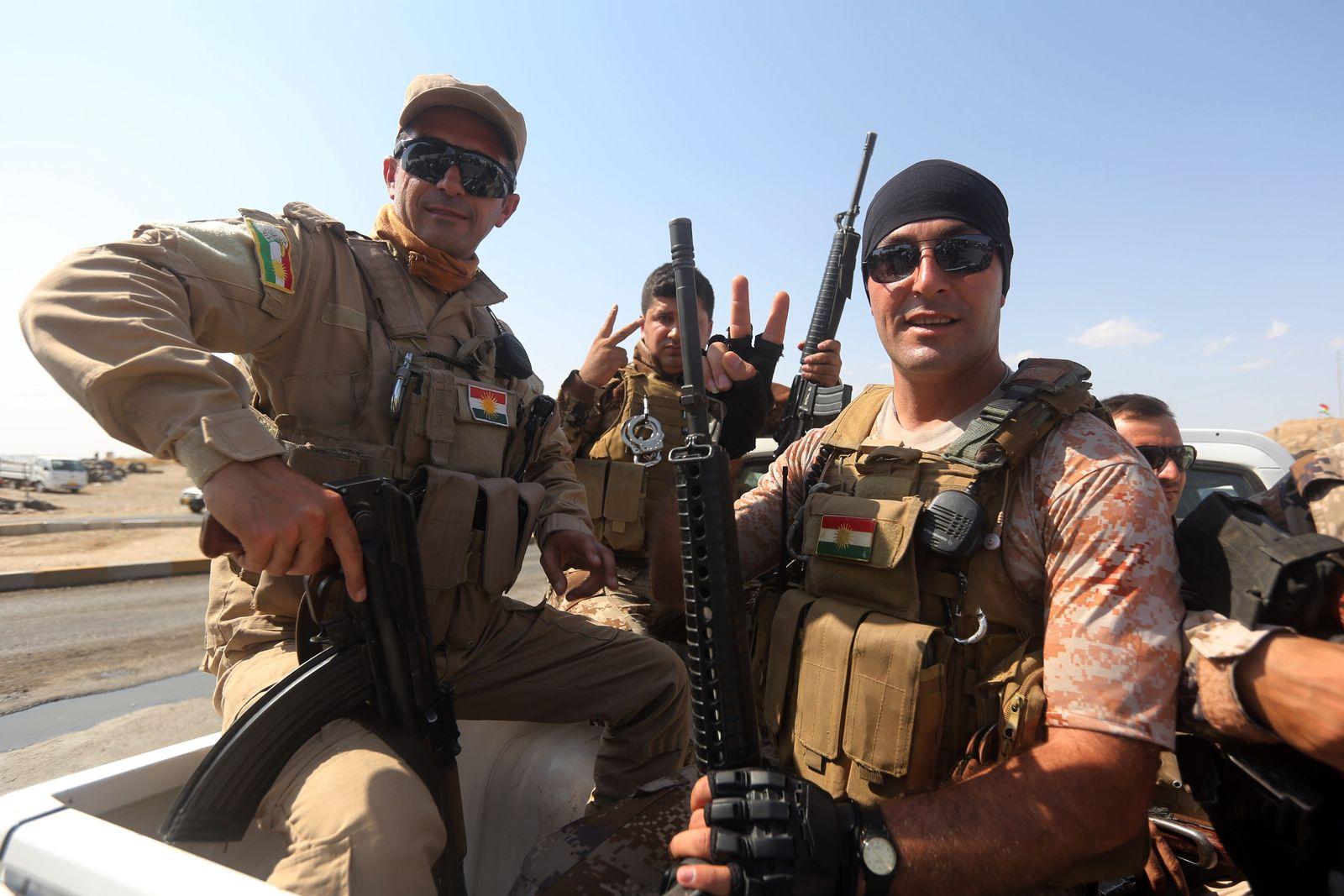 Irak / Kurden / Peschmerga