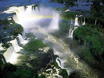 Foz do Iguaçu: Gigantische Wasserfälle