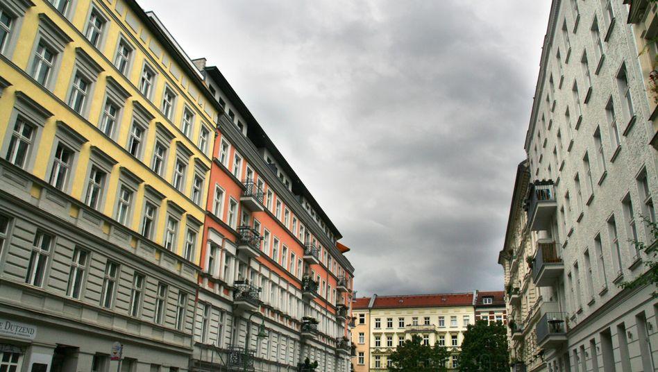 Mehrfamilienhäuser in Berlin (Archivbild)