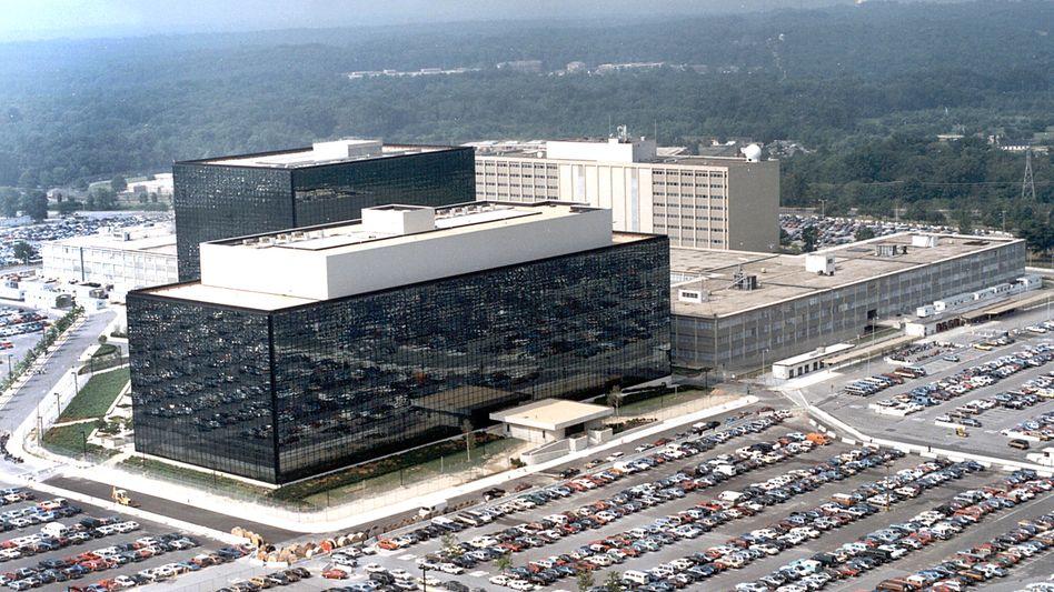 NSA-Zentrale in Maryland: Übermittlung von Verizon-Telefondaten ohne Einschränkung