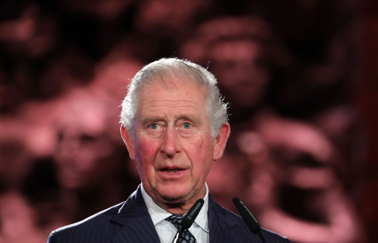Prince Charles infected with coronavirus, Jerusalem, Israel - 23 Jan 2020
