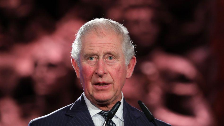 Corona-Fall im britischen K??nigshaus: Prinz Charles