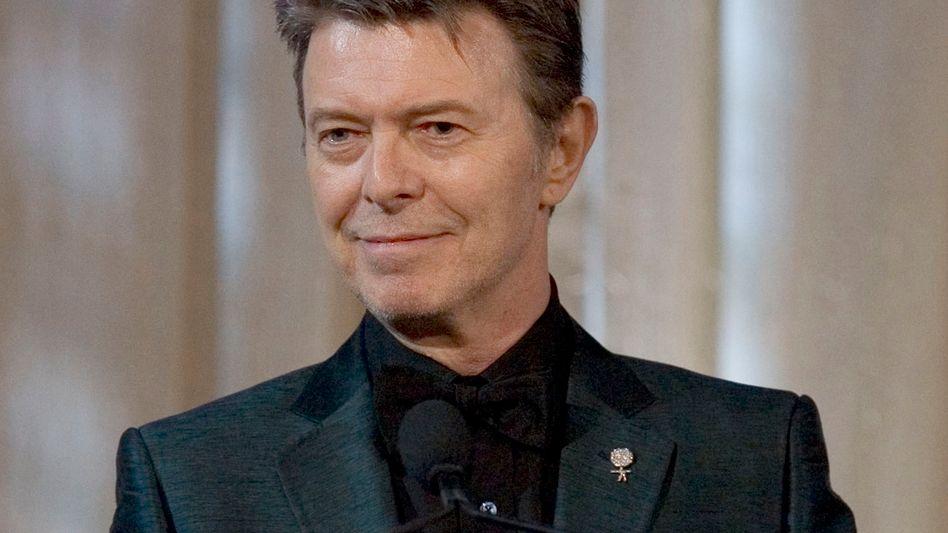 David Bowie, Superstar: Nach zehn Jahren wieder ein neues Album.