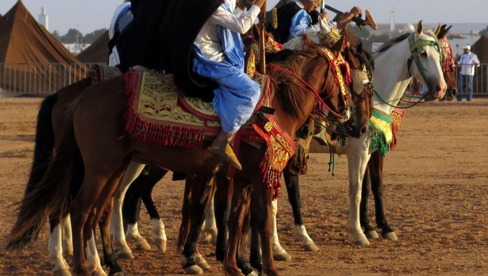 Nomaden-Festival in Marokko: Viele Gespräche, viel Tee