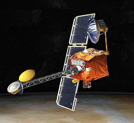 "Mars-Sonde ""Odyssey"""