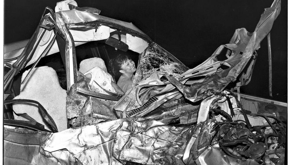 Andrew Savulichs Fotografien: Von Unfällen und Überfällen