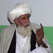 Abudullah Shah lost 21 members of his family during a NATO bombing run.