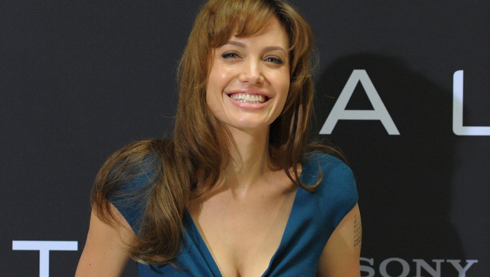 Werbeikone: Megadeal für Angelina Jolie