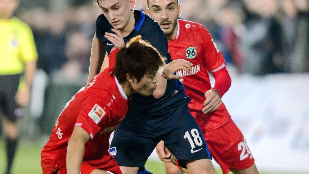 Fotostrecke: Bayern-Talent-Shoppen