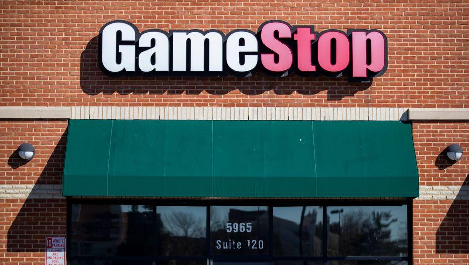 GameStop: Über Robinhood sind die Aktien des Videospiel-Verkäufers weiterhin nicht unbeschränkt handelbar