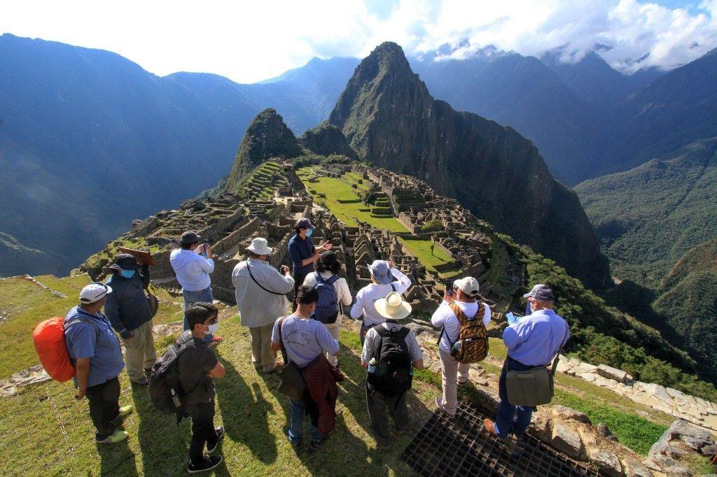 PERU-HEALTH-TOURISM-ARCHAEOLOGY-MACHU PICCHU-VIRUS