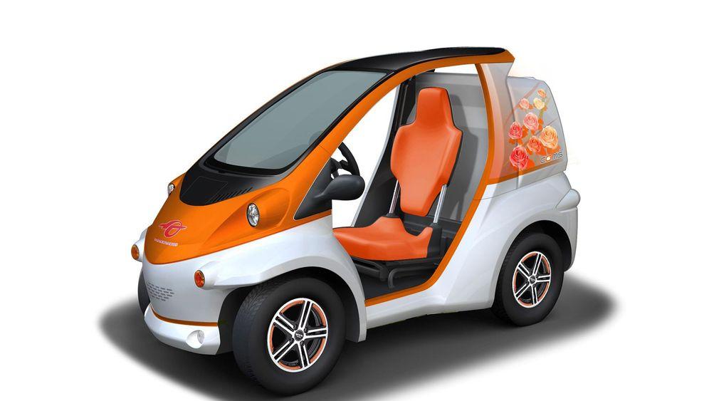Toyota Coms: Kleinster elektrischer Nenner