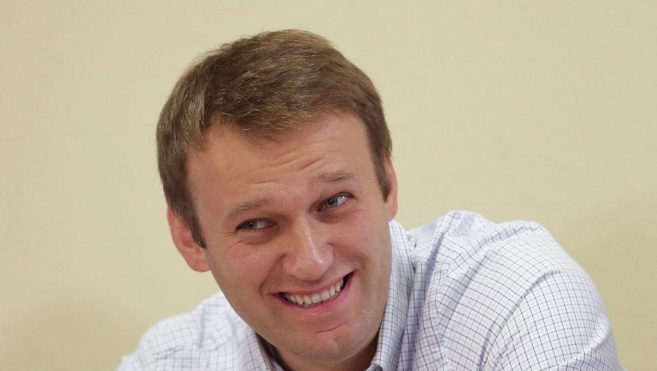 Nawalny: Der Kampf um die Freiheit ist noch nicht gewonnen