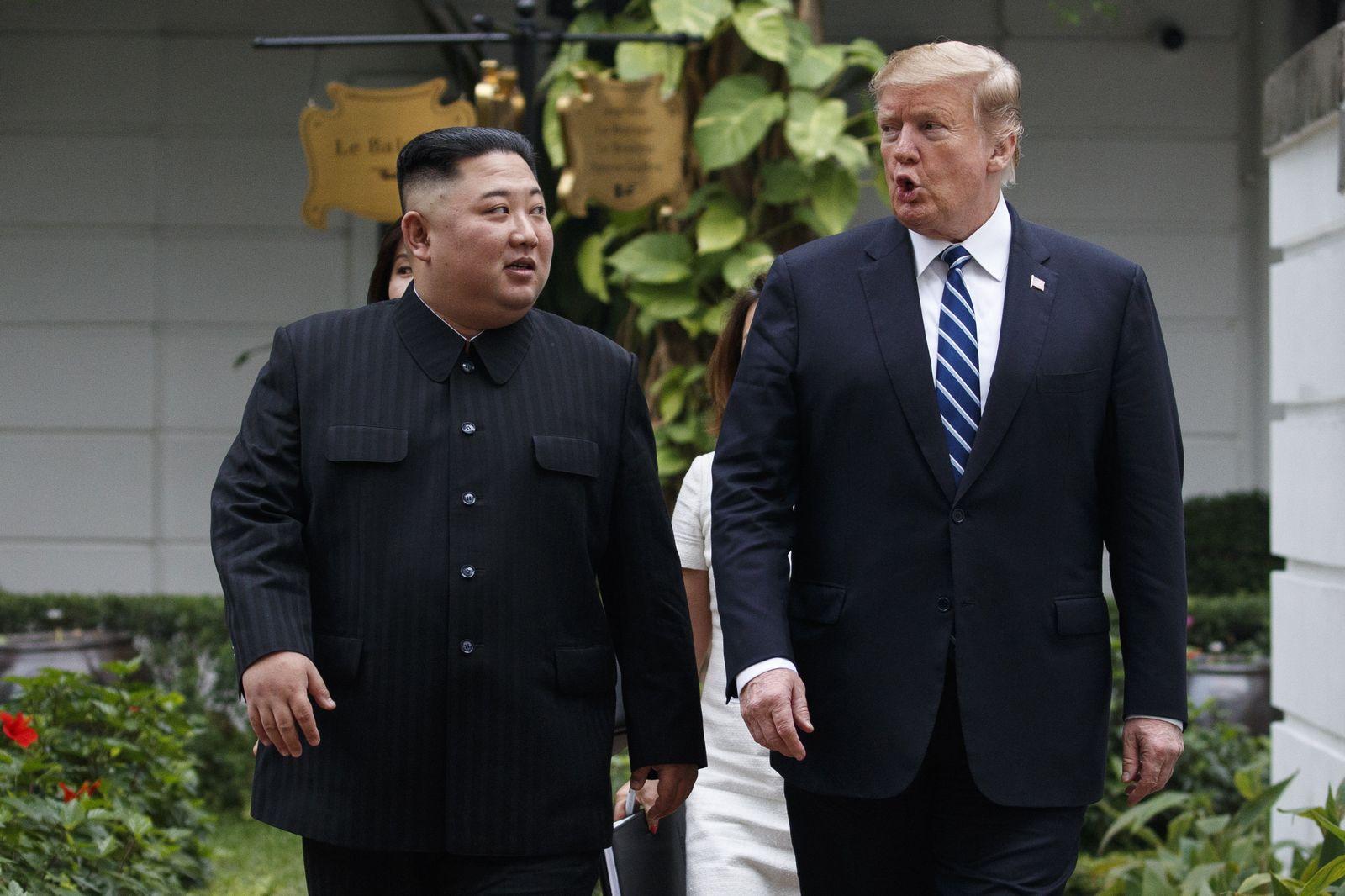 Trump / Kim