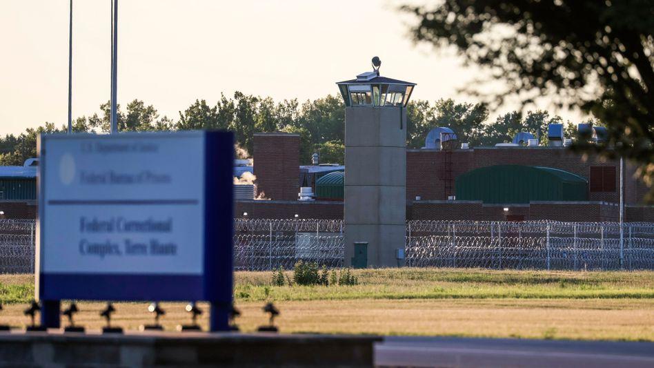 Gefängnis in Terre Haute (Indiana): Mörder Daniel Lewis Lee starb durch eine Giftspritze