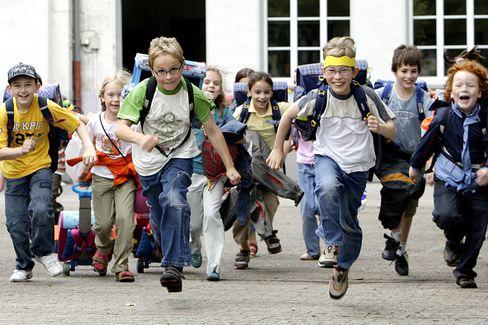 Ab in die Zukunft: Aber wohin geht's nach der Grundschule?