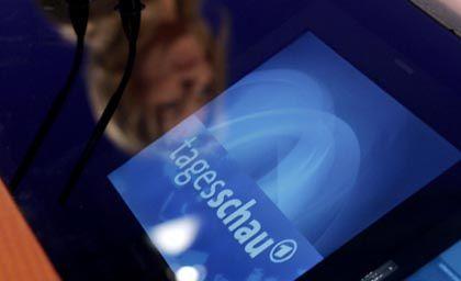 """Logo der """"Tagesschau"""": Bald auch auf dem Handy"""