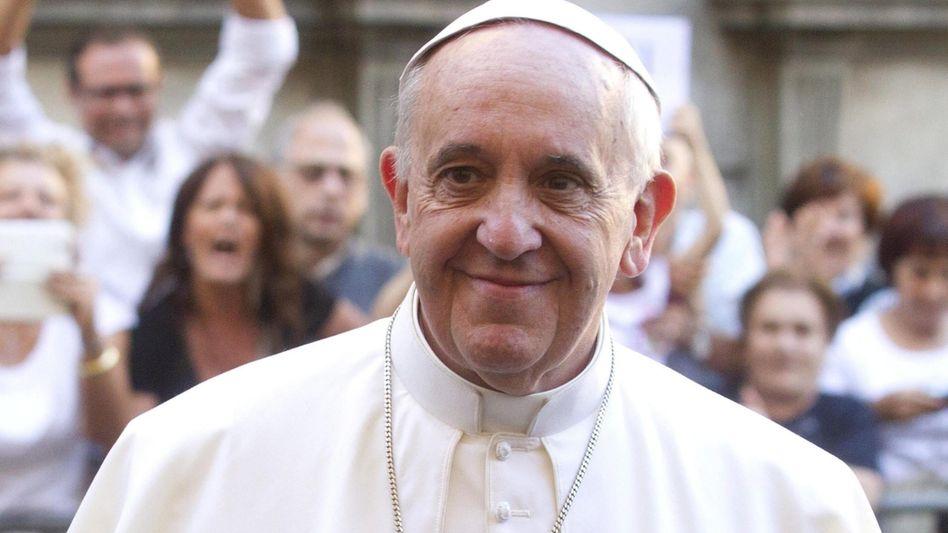 "Papst Franziskus: ""Vergebung, Dialog, Versöhnung"""
