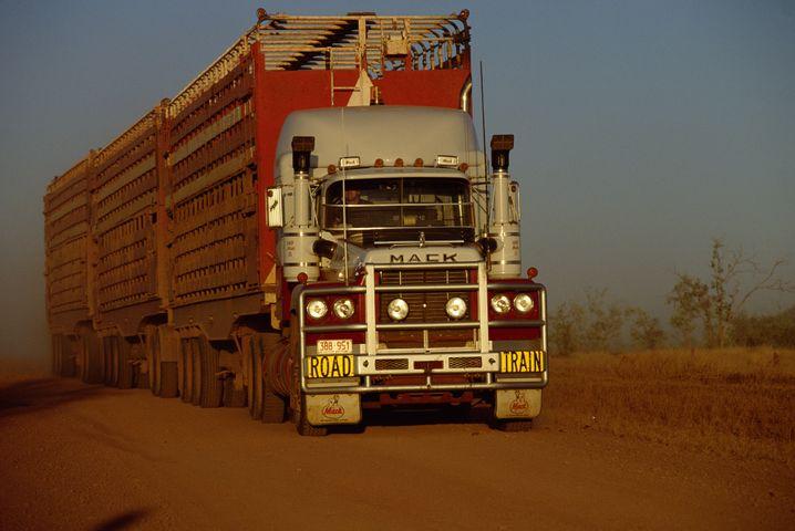 Hyzon will schon bald die konventionell angetriebene Roadtrains auf Australiens Straßen durch Brennstoffzellen-Lkw ersetzen.