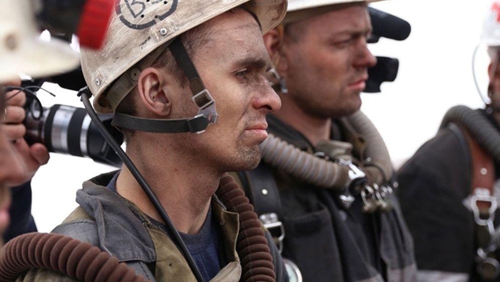 Workutaugol-Mine: Auch Retter starben