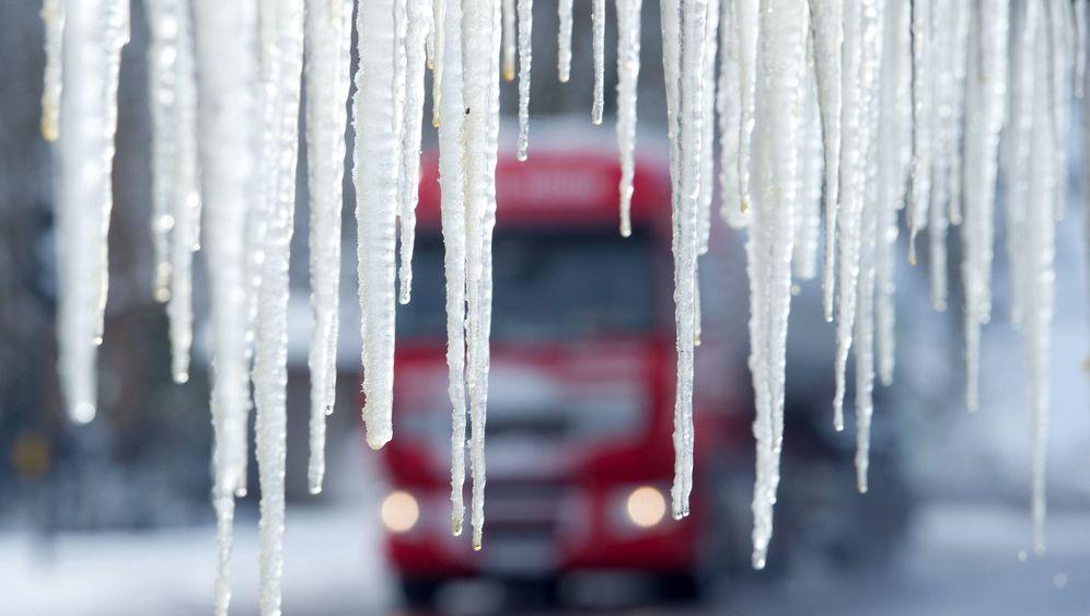 Wetter: Der Winter kommt wieder