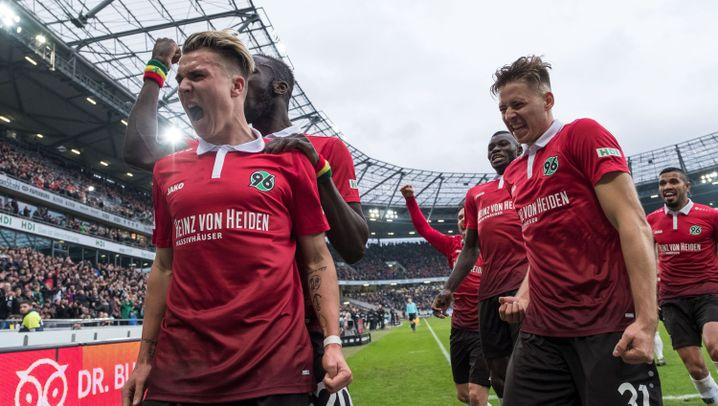 Bundesliga: Klaus, Felix Klaus